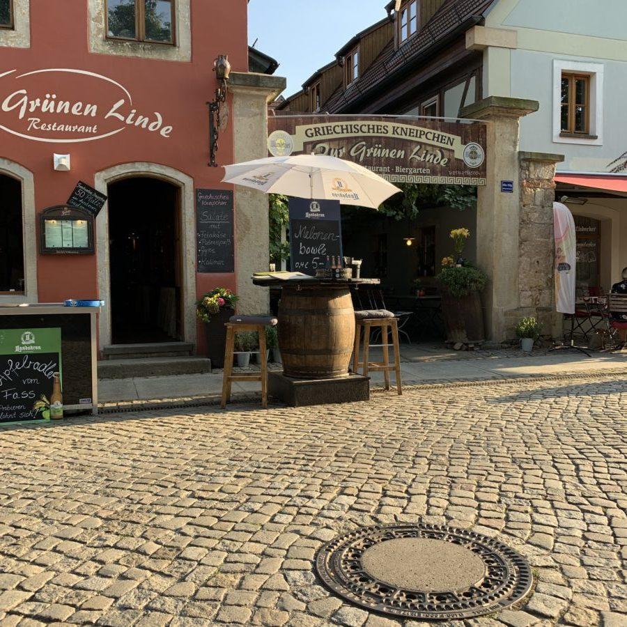 Restaurant Zur Grünen Linde – Griechisches Kneipchen ...